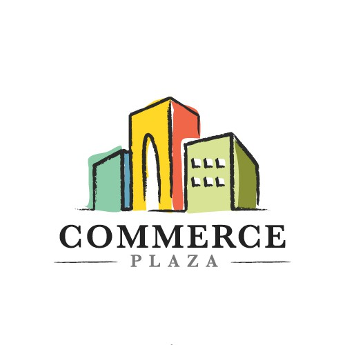 "Puerto Rico Based Retail Center ""Commerce Plaza"" Needs New Logo"