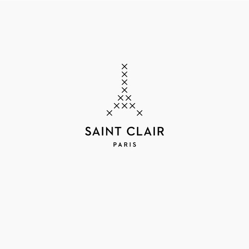 Logo for a clothing company