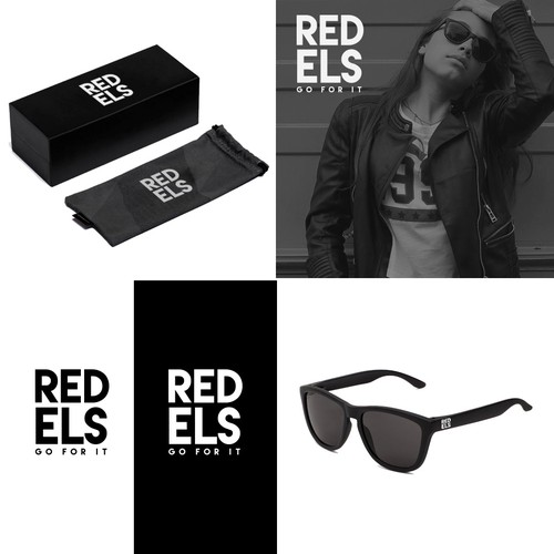 Sunglasses Logo Design
