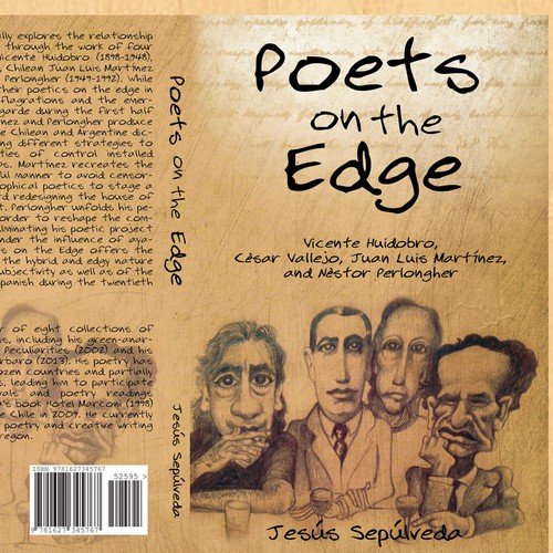 Cover Book for Poets On The Edge