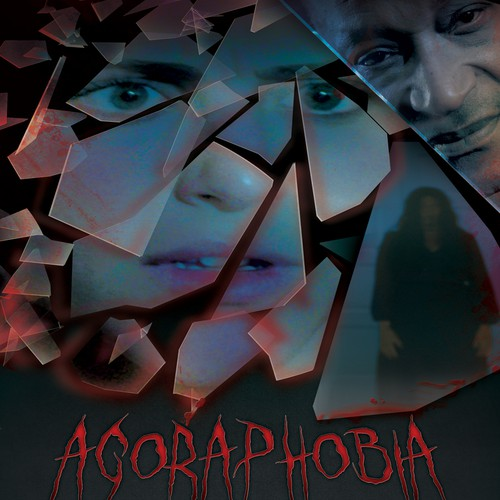Create new poster for horror film, Agoraphobia