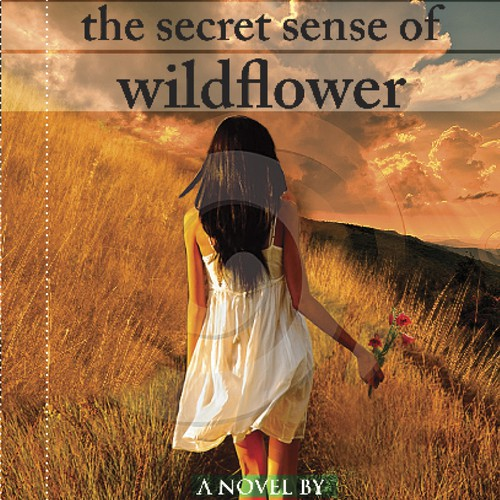 The Secret Sense of Wildflower: book cover