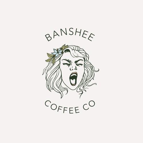 Handdrawn Coffee logo