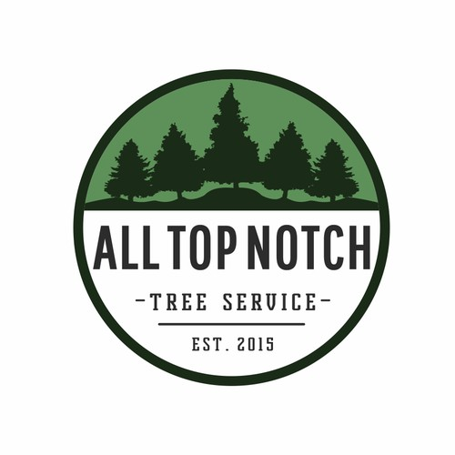 All Top Notch Tree Service logo suggestion