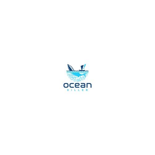 Ocean Killer Logo