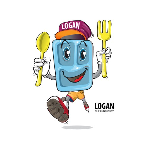Logan the Lunchtray (2)