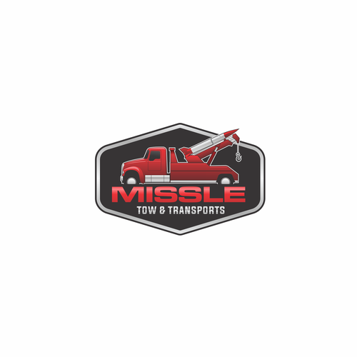 Logo for Missile tow & transports