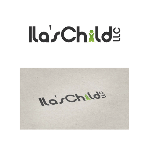 New logo wanted for Ila'sChild, LLC