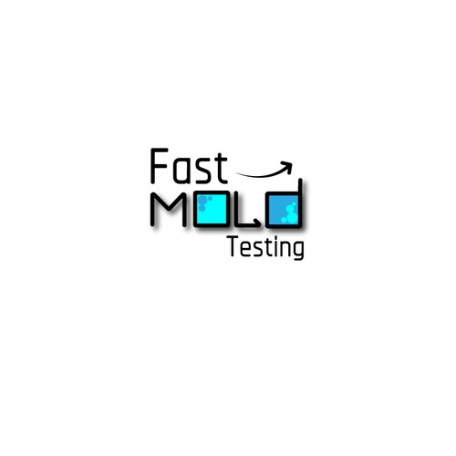 Logo concept for mold testing
