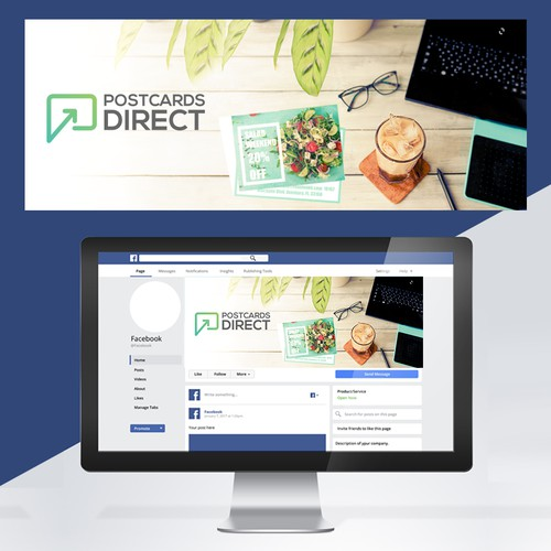 Postcard Direct Cover Facebook
