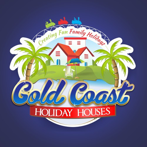 logo for Gold Coast Holiday Houses