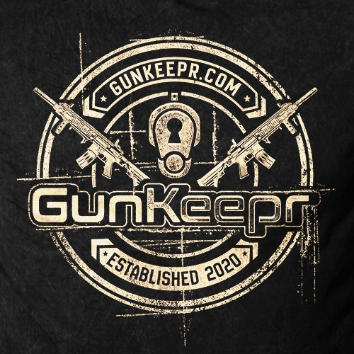 GunKeepr's T shirt Design