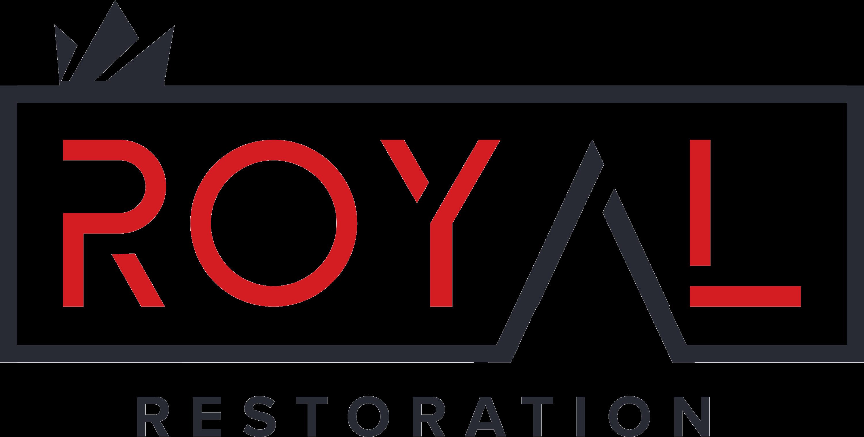 LOGO - Modern, Simple - ROYAL Restoration Company