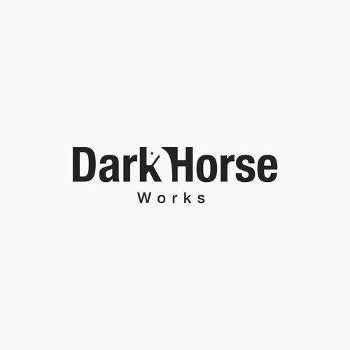 DARK HORSE WORK logo