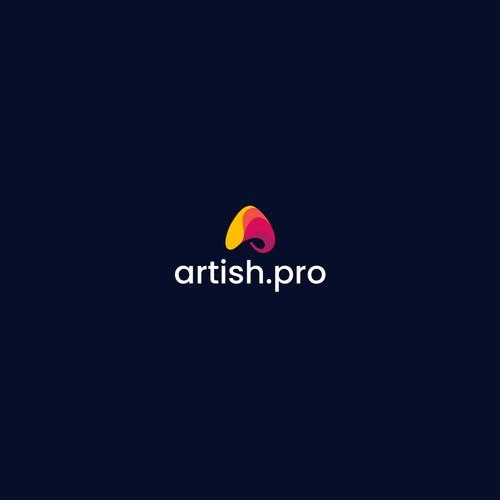 logo artish.pro