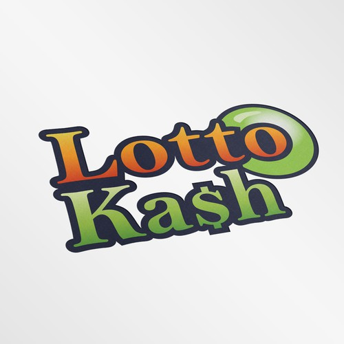Logo concept for Lotto Kash