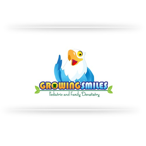 Logo for Growing Smiles!