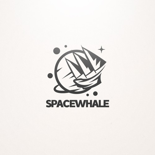 Logo for a game developer
