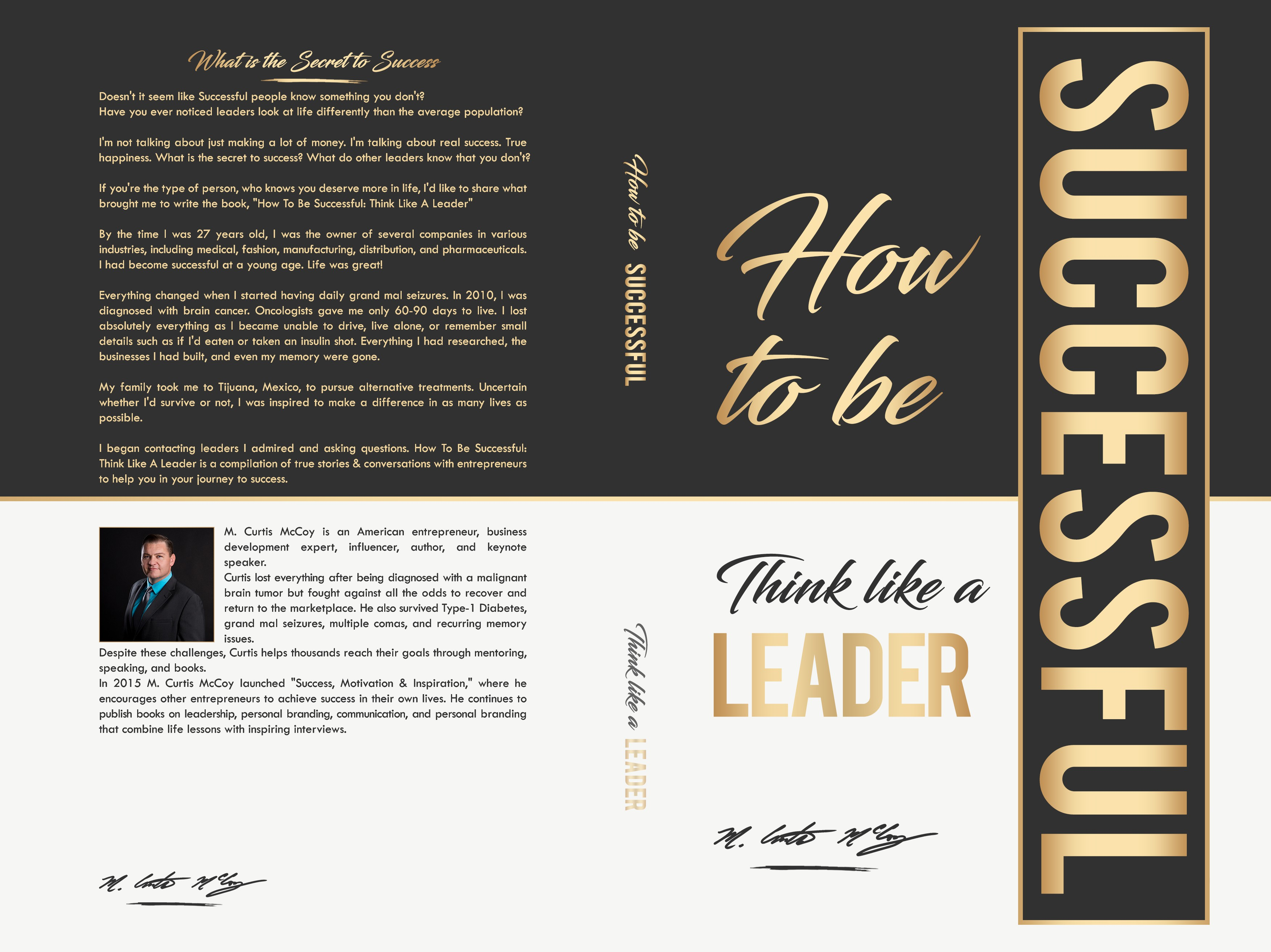 Bold, Powerful personal-development book cover: Kindle, Paperback & Audiobook