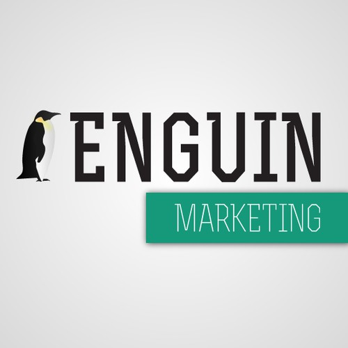 Penguin Marketing needs an awesome, modern logo! Open to anything!