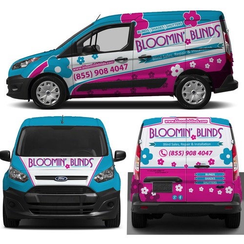 Bloomin Blinds