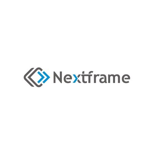 Nextframe logo