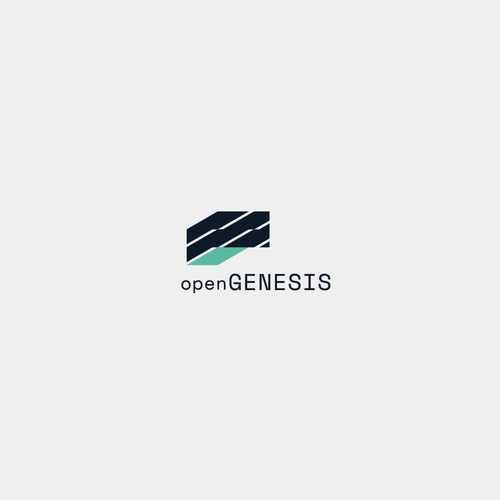 Abstract logo for an AI Assessment Firm