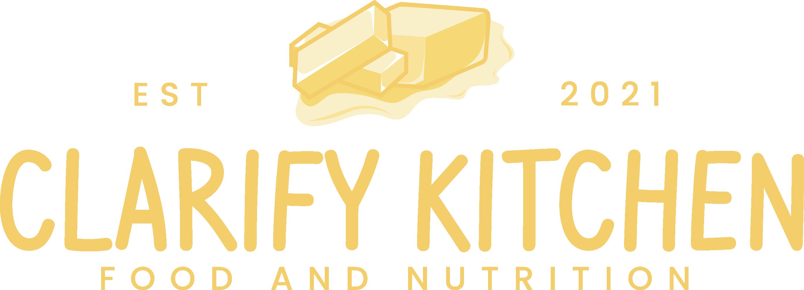 Clarify Kitchen Logo