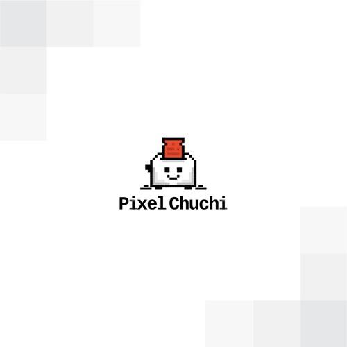 Playful logo design for webdesign company