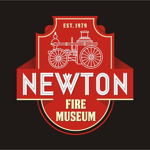 Help Newton Fire Museum with a new logo