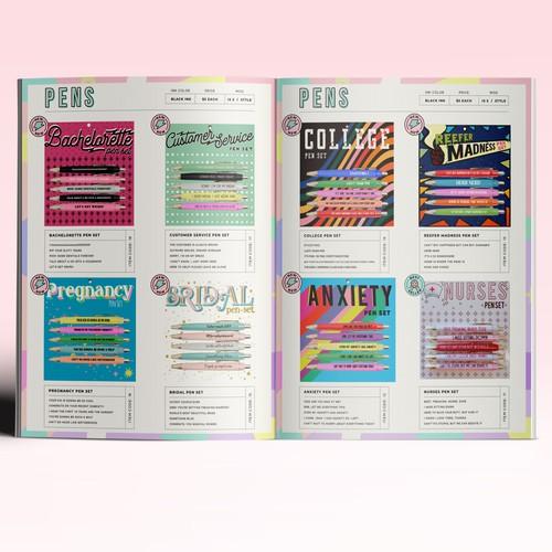 FUNCLUB Catalog 2021 Design