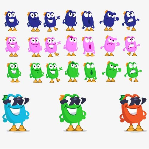 Fun Character Design