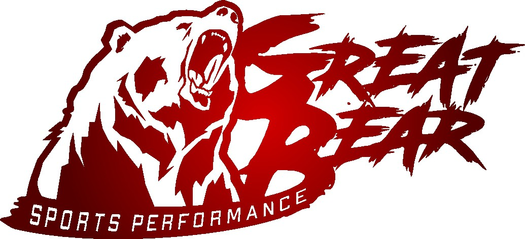 Powerful logo for sports performance consultancy