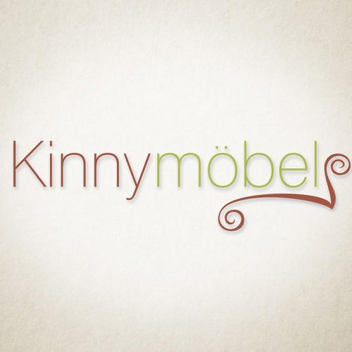 Edles Logo für Onlineshop mit hochwertigen und einzigartigen Massivholzmöbeln gesucht