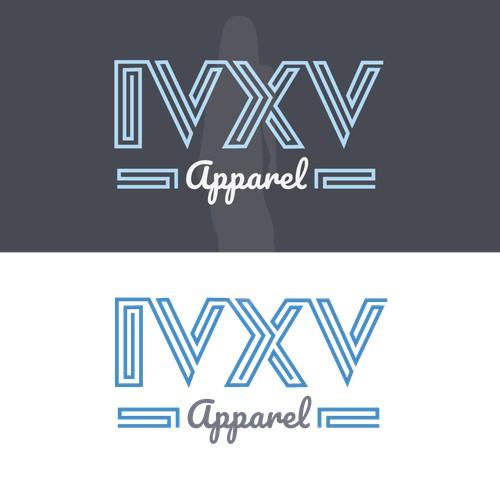 Apparel company logo