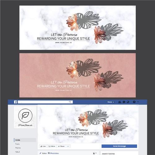 Facebook Cover for Primstone