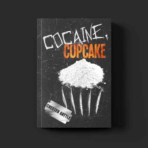 'Cocaine Cupcake' book cover