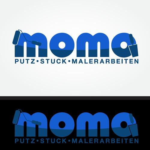 Logo für Stuckateurbetrieb
