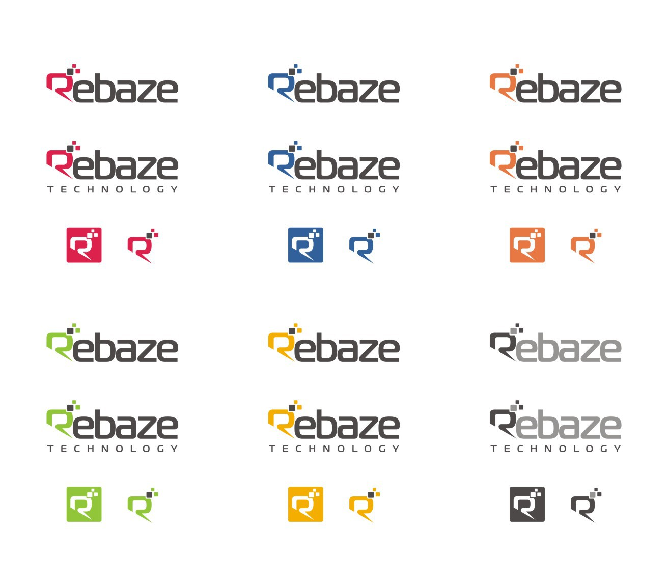 Logo for Rebaze Technology