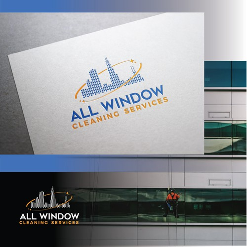 Logo forWindow cleaning services