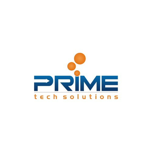 Help Prime Tech Solutions with a new logo