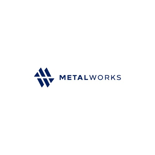 Metal Works Logo Concept