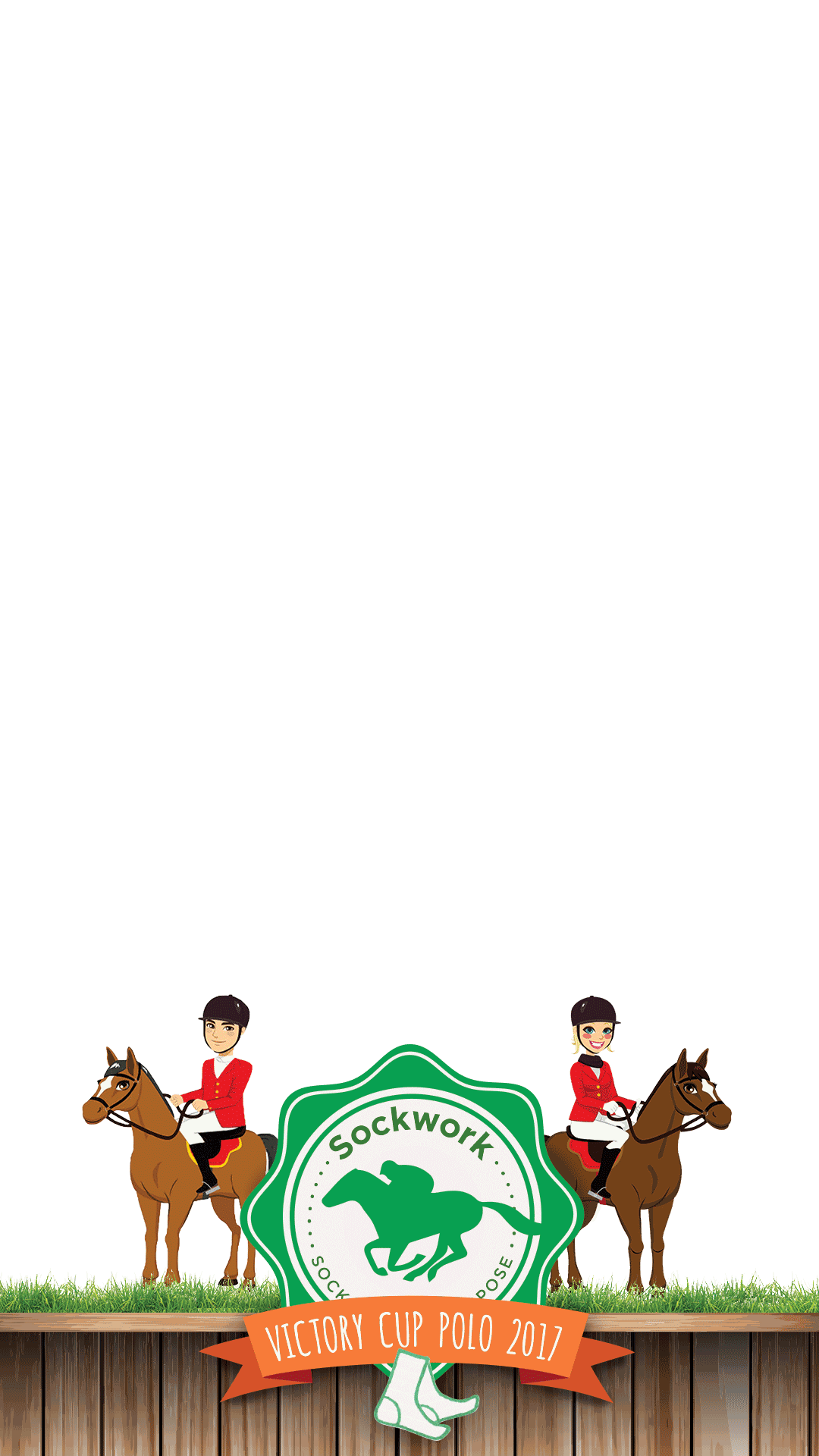 Lots of creative license on a fun whimsical Snapchat Geofilter for a cool fashion subscription site