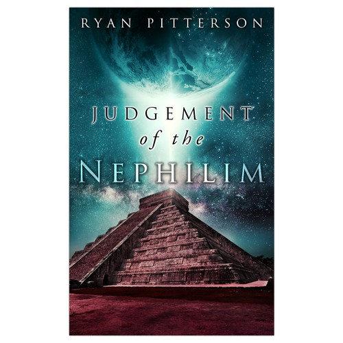 "Book Cover for ""Judgement of the Nephilim"""