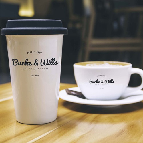 Burke & Wills Coffe Shop