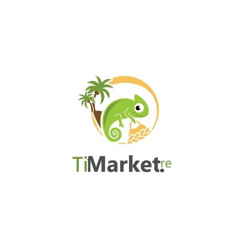 TiMarket.re LOGO