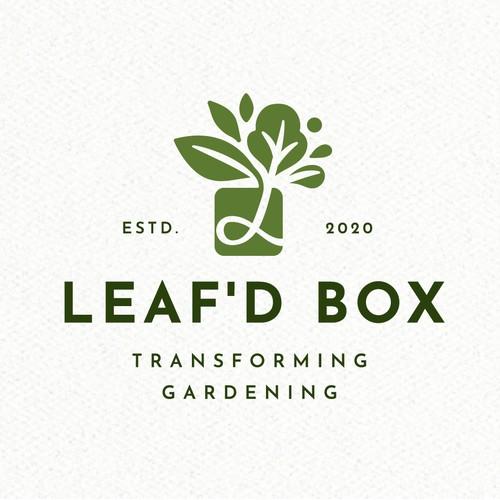 Leaf'd Box Logo