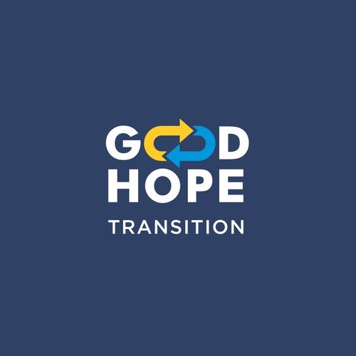 Logo concept for Good Hope Transition