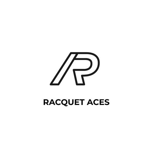 RA monogram Logo