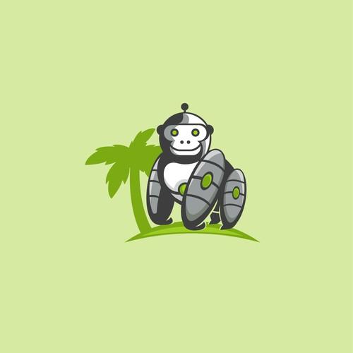 Dropship jungle logo